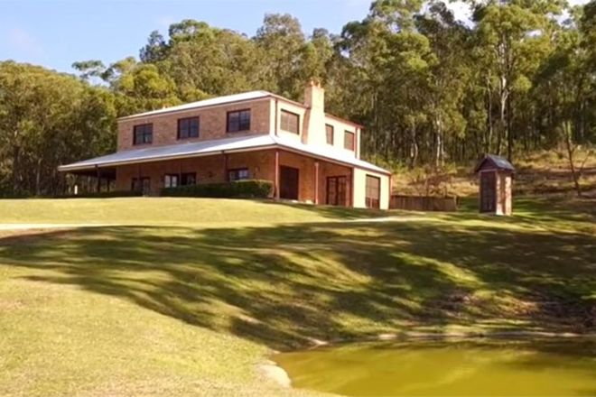 Picture of 588 Webbers Creek Road, PATERSON NSW 2421
