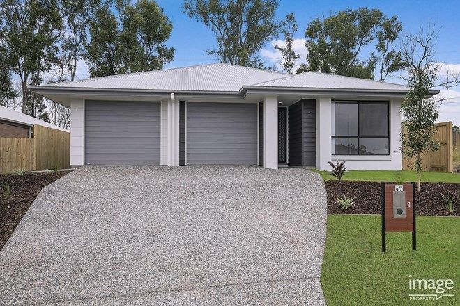 Picture of 1/49 Booth Street, REDBANK PLAINS QLD 4301