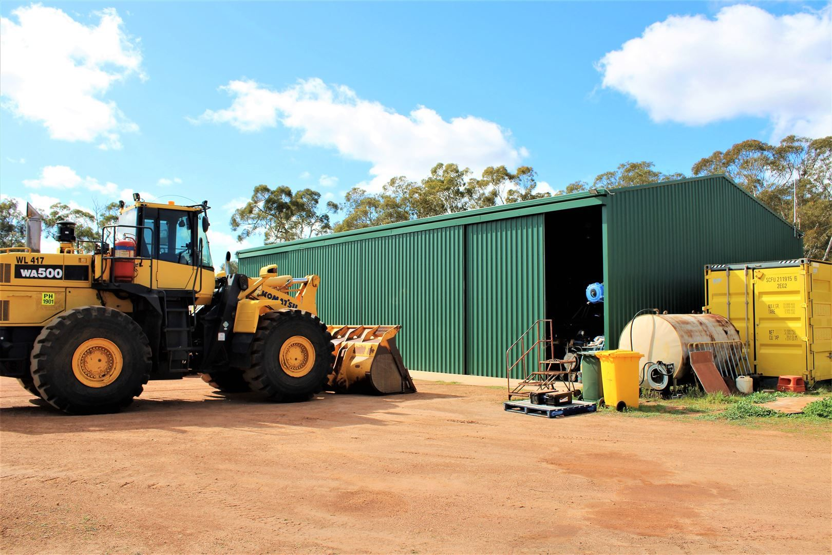 896 Red Gully Rd, Red Gully WA 6503, Image 1