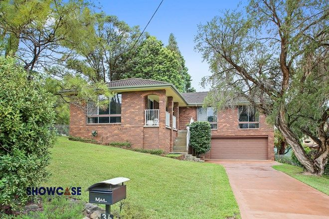 Picture of 36 Georgian Ave, CARLINGFORD NSW 2118