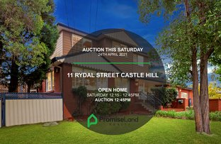 Picture of 11 Rydal Avenue, Castle Hill NSW 2154