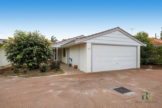 Picture of 6/10 Walsh Place, BOORAGOON WA 6154