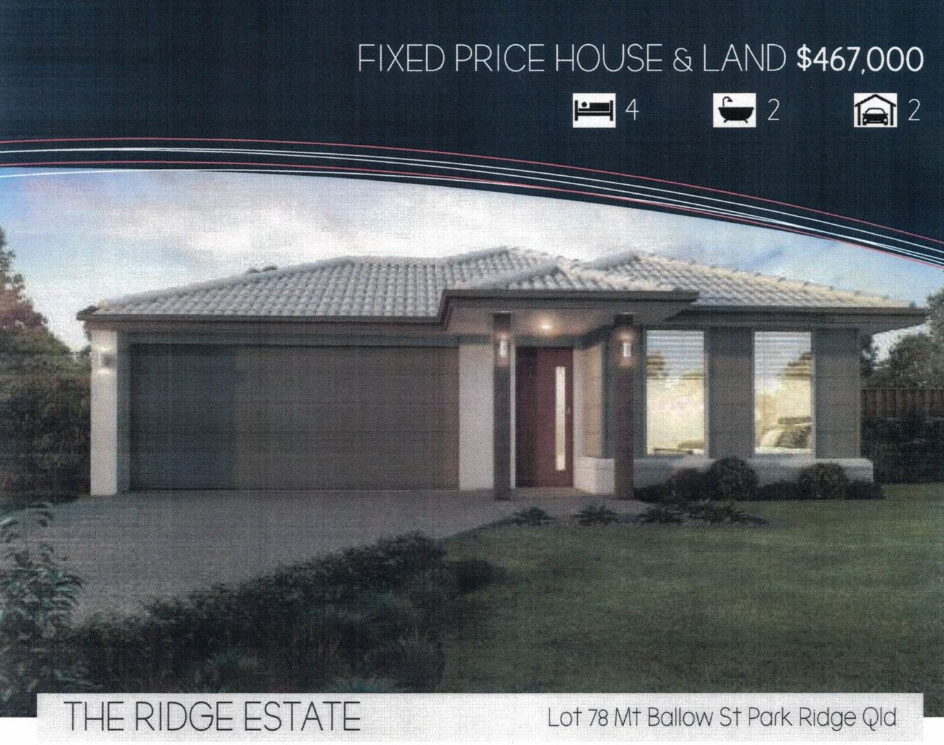 78 Mt Ballow Street,, Park Ridge QLD 4125, Image 0