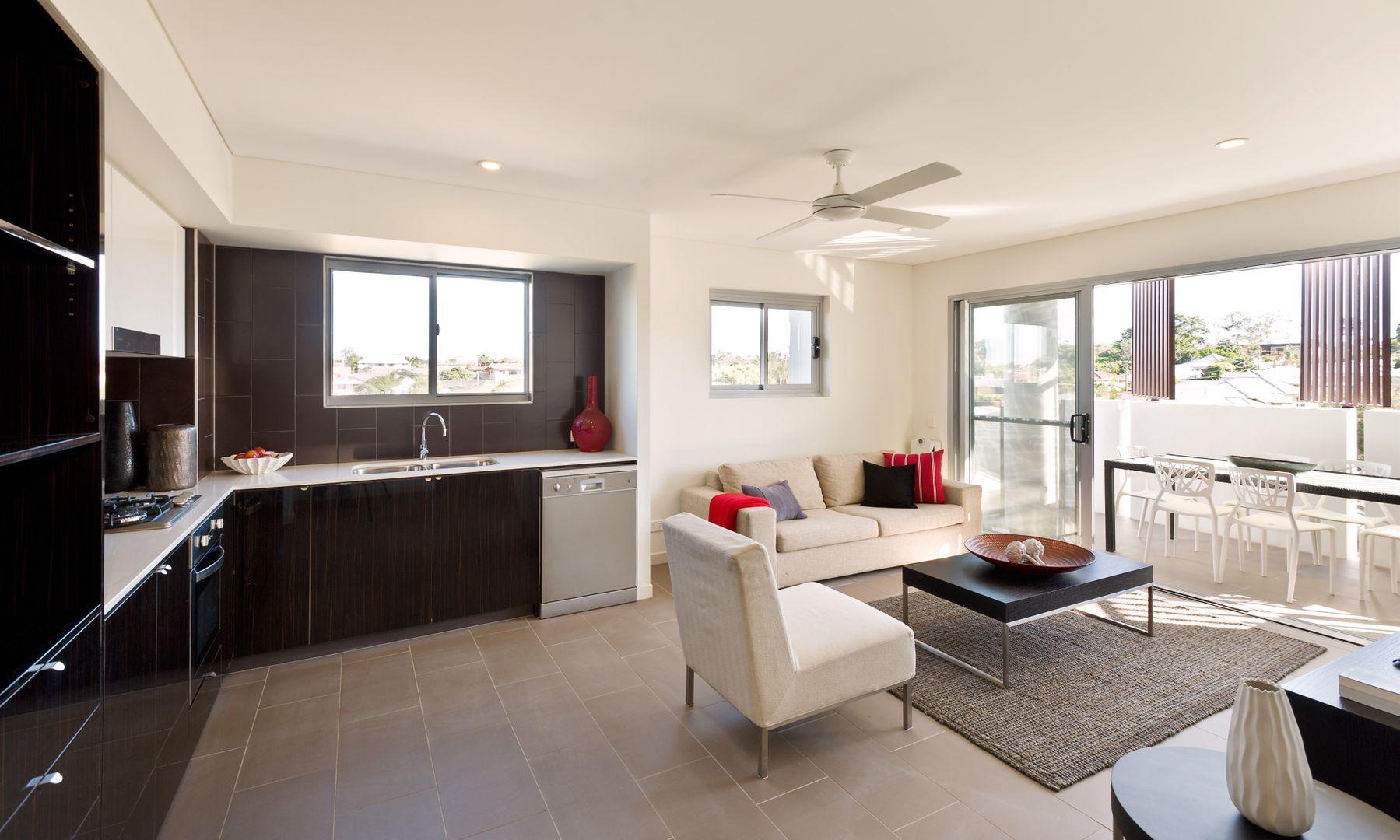 2 bedrooms Apartment / Unit / Flat in 704/428 Hamilton Road CHERMSIDE QLD, 4032