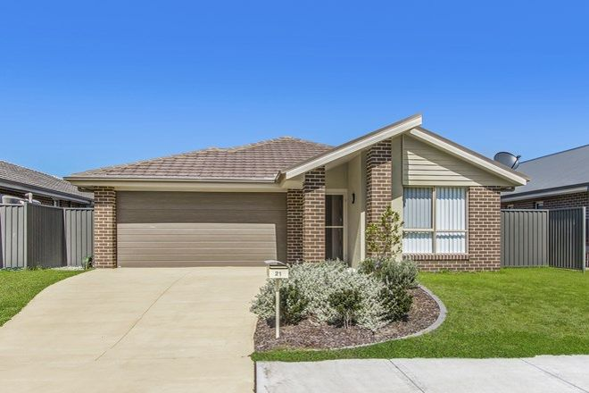 Picture of 21 Rushmore Place, HAMLYN TERRACE NSW 2259