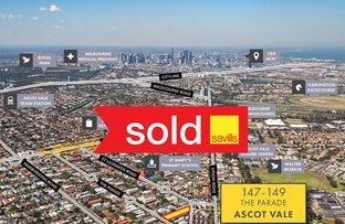147-149 The Parade, Ascot Vale VIC 3032