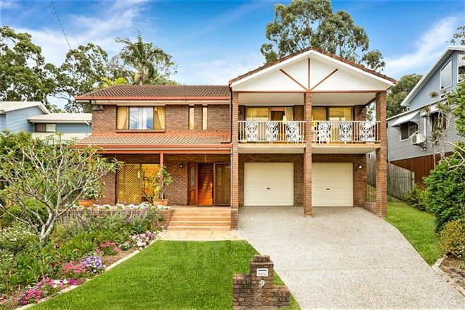 Picture of 9 Bel-Air Court, FERNY HILLS QLD 4055