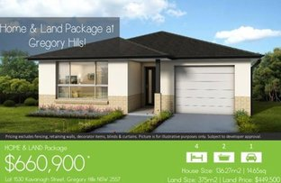 Picture of Lot 1530 Village Circuit, Gregory Hills NSW 2557