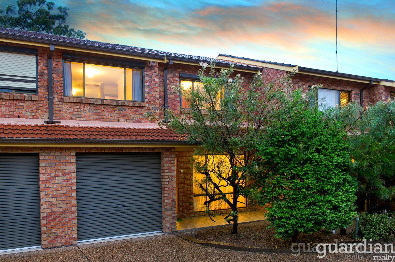 12/1A Ackling Street, Baulkham Hills NSW 2153, Image 0