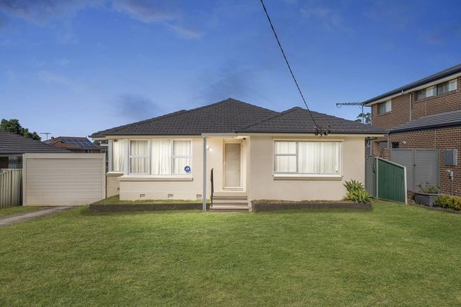 Picture of 23 Nymboida Street, GREYSTANES NSW 2145