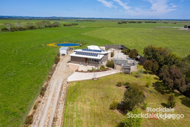 Picture of 591 Buffalo-Tarwin Lower Road, MIDDLE TARWIN VIC 3956