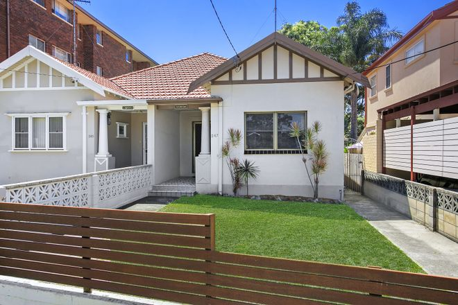 Picture of 247 Bunnerong Road, MAROUBRA NSW 2035
