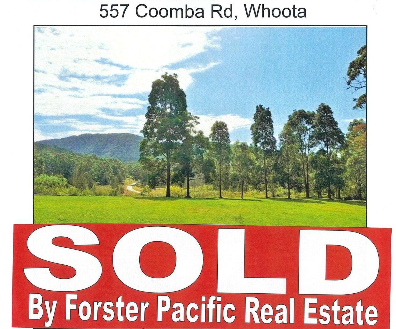 557 Coomba Road, Whoota NSW 2428, Image 0