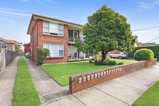 Picture of 5/7 Campbell  Avenue, LILYFIELD NSW 2040