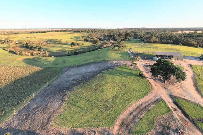 Picture of 1384 Carrs Creek Road, LONGFORD VIC 3851