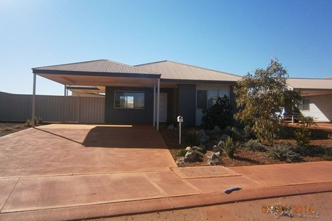 Picture of 16 Pingandy Road, NEWMAN WA 6753