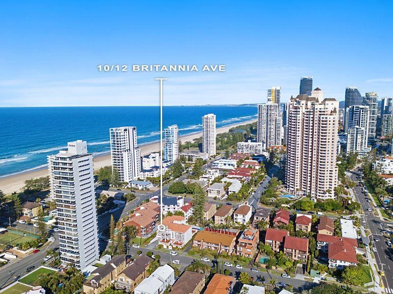 10/12-14 'Britannia Surf' Britannia Avenue, Broadbeach QLD 4218, Image 2