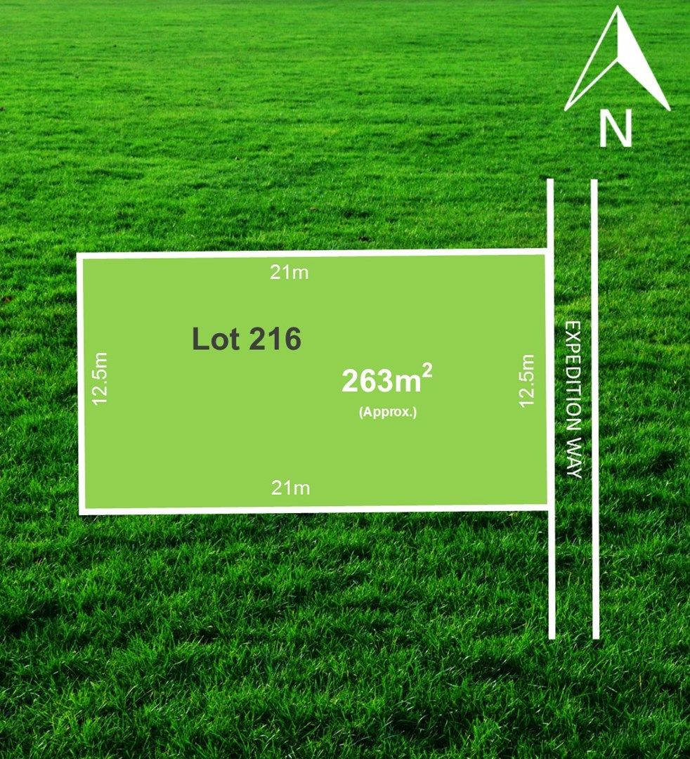 Lot 216 Expedition Way, Corio VIC 3214, Image 0
