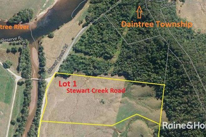 Picture of Lot 1 Stewart Creek Road (Stewart Creek Valley), LOWER DAINTREE QLD 4873