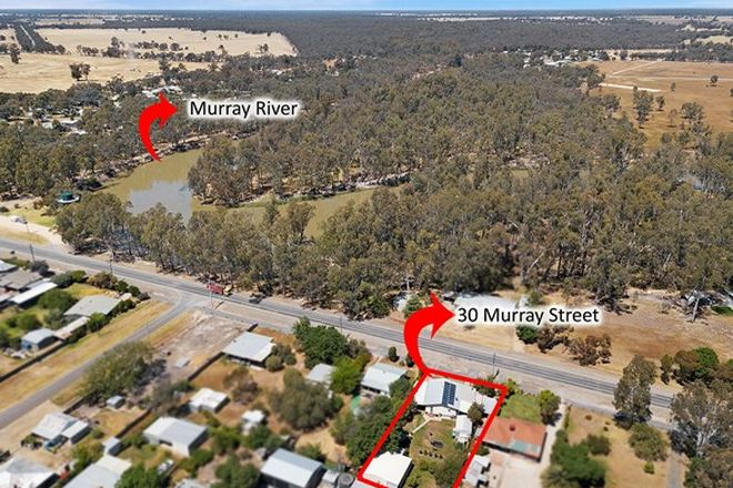 Picture of 30 Murray Street, BARMAH VIC 3639