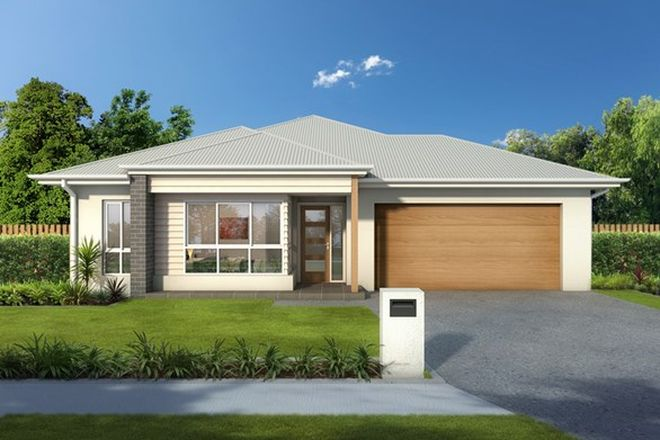 Picture of Lot 1437 Roberts Crescent, BELLBIRD PARK QLD 4300