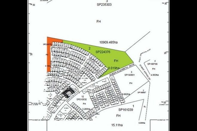 Picture of Lot 1 & 2 Queen Elizabeth Drive, DYSART QLD 4745