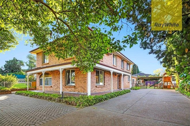 Picture of 119 Wentworth Avenue, WENTWORTHVILLE NSW 2145