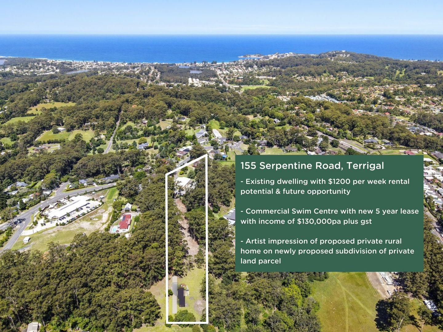 155 Serpentine Road, Terrigal NSW 2260, Image 1