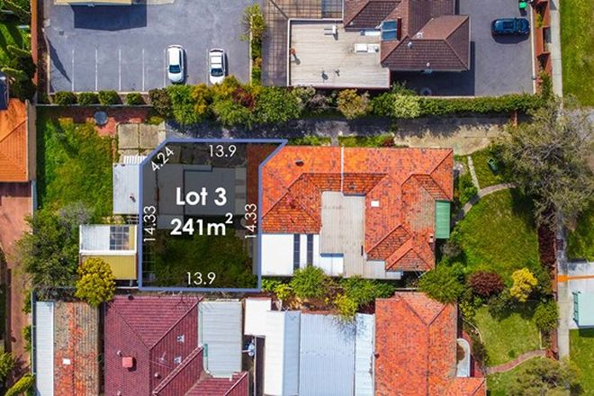 Picture of 3, 798 Canning Highway, APPLECROSS WA 6153