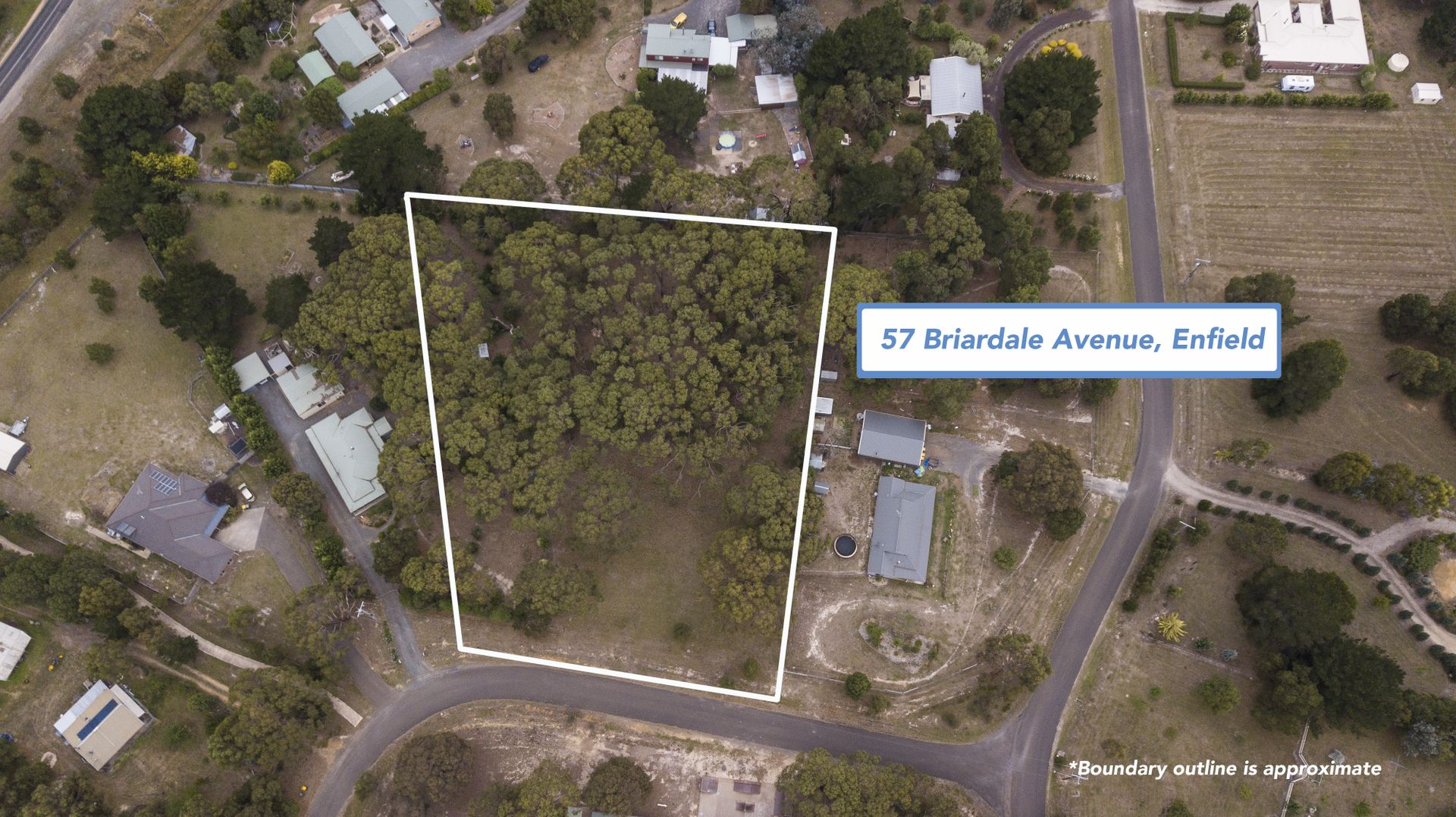 Lot 57 Briardale Avenue, Enfield VIC 3352, Image 0
