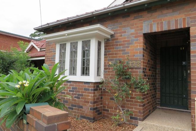 Picture of 172 Sydenham Road, MARRICKVILLE NSW 2204