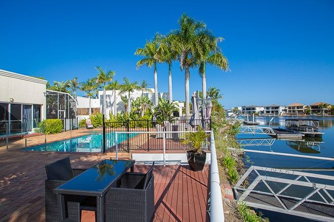 Picture of 7383 MARINE DRIVE EAST, SANCTUARY COVE QLD 4212