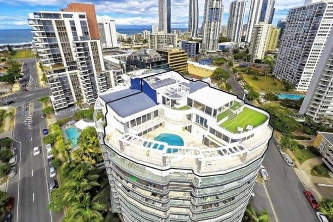 Picture of 49/19 Riverview Parade, SURFERS PARADISE QLD 4217
