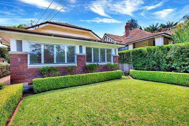 Picture of 2 Vista Street, MOSMAN NSW 2088