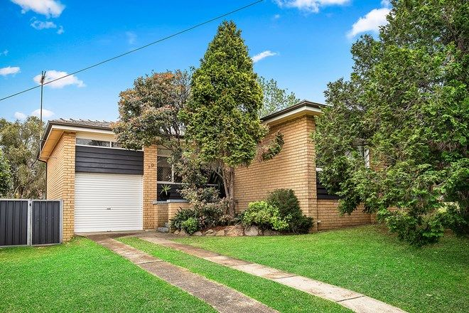 Picture of 10 Taywood Avenue, WINSTON HILLS NSW 2153