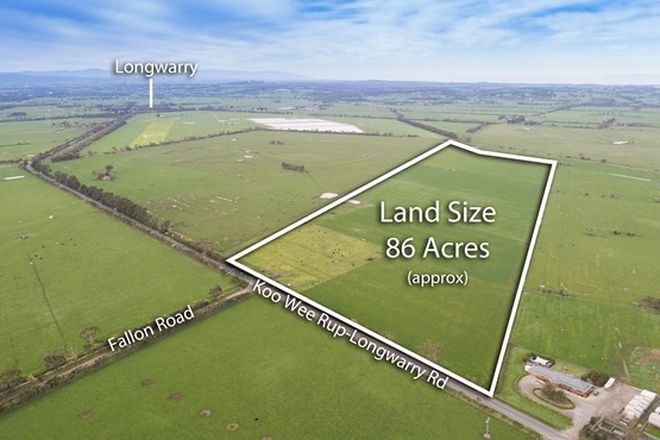 Picture of 1 Koo Wee Rup-Longwarry Road, MODELLA VIC 3816