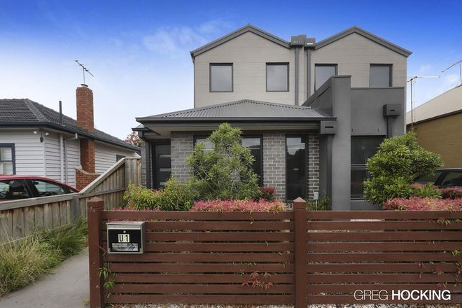 Picture of 1/115 Creswick Street, FOOTSCRAY VIC 3011