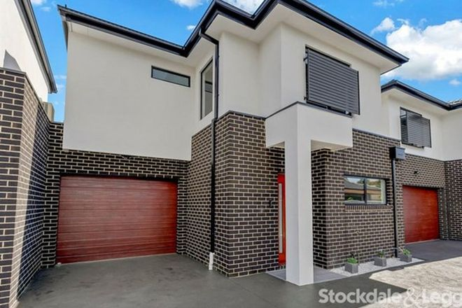 Picture of 3/47 Park Street, PASCOE VALE VIC 3044