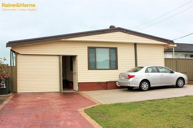Picture of 21 DARTFORD ST, MOUNT PRITCHARD NSW 2170