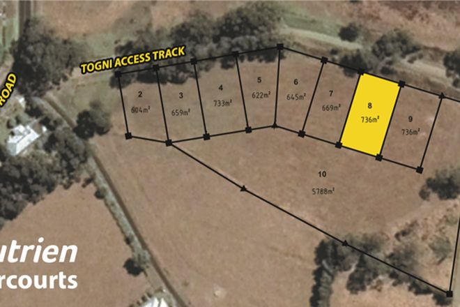 Picture of Lot 8/6-22 Togni Access Rd, TIMBOON VIC 3268