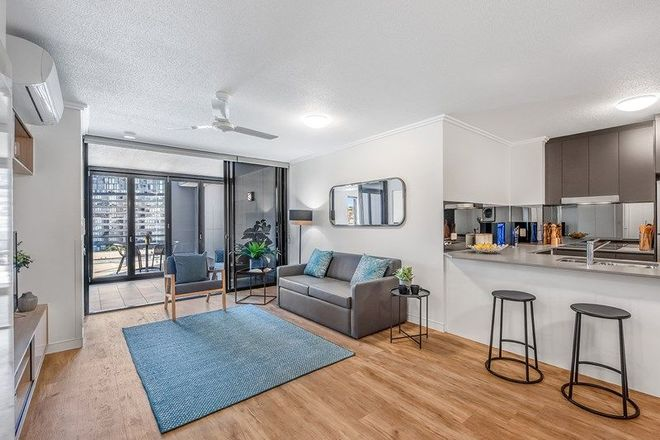 Picture of 501/398 Saint Paul Terrace, FORTITUDE VALLEY QLD 4006
