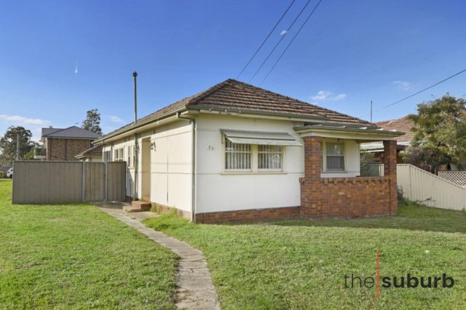 Picture of 46 Pearson St, SOUTH WENTWORTHVILLE NSW 2145