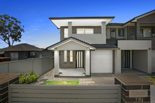 Picture of 78 Braeside Road, GREYSTANES NSW 2145