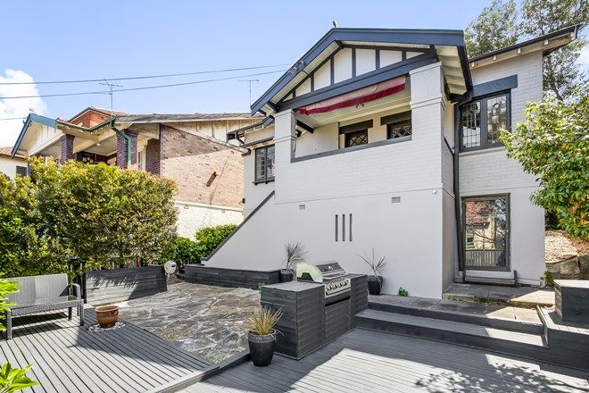 Picture of 38 Waiwera  Street, MCMAHONS POINT NSW 2060