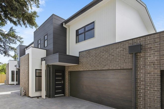 Picture of 2/401 Shannon Avenue, NEWTOWN VIC 3220