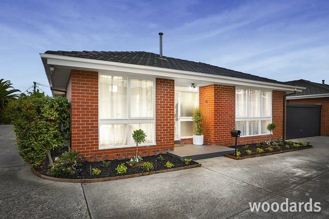 Picture of 16/13 Kelly Avenue, HAMPTON EAST VIC 3188
