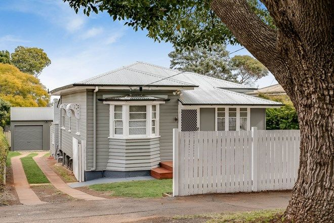 Picture of 289 Hume Street, SOUTH TOOWOOMBA QLD 4350