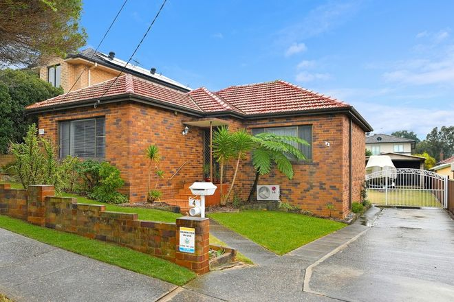 Picture of 4 Gibson Street, PAGEWOOD NSW 2035