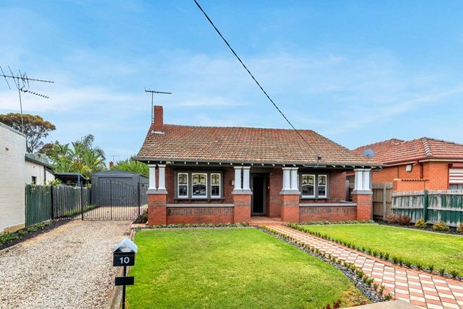 Picture of 10 Plaisted Street, COBURG NORTH VIC 3058