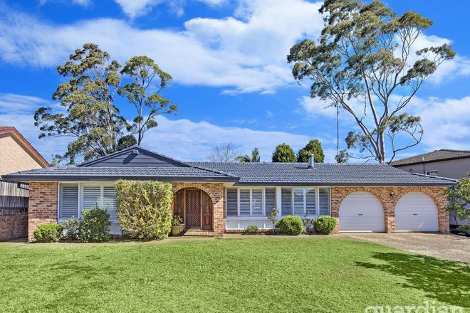 Picture of 24 Glenhaven  Road, GLENHAVEN NSW 2156